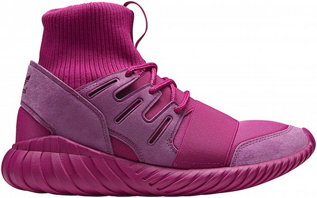 Pink Tonal adidas Tubular Doom