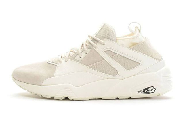 Puma Blaze of Glory Sock Core White