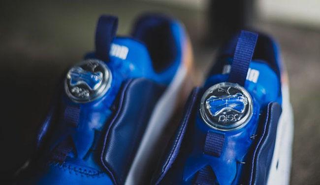 Puma MCQ Disc Blue