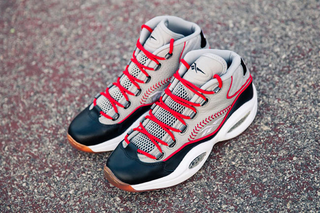 Reebok Question Mid Practice 2016
