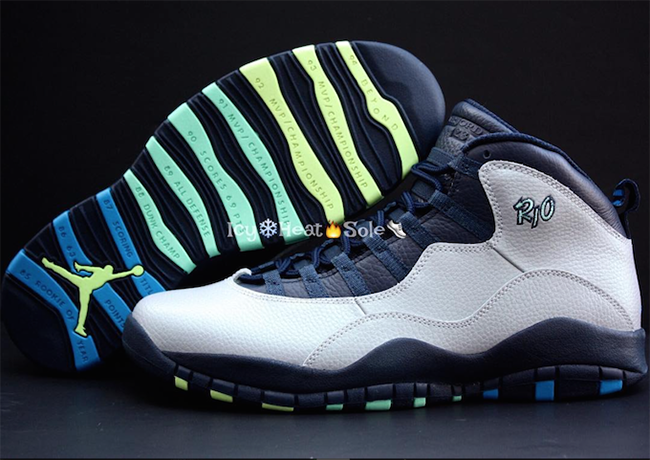 Rio Brazil Air Jordan 10 City May 2016
