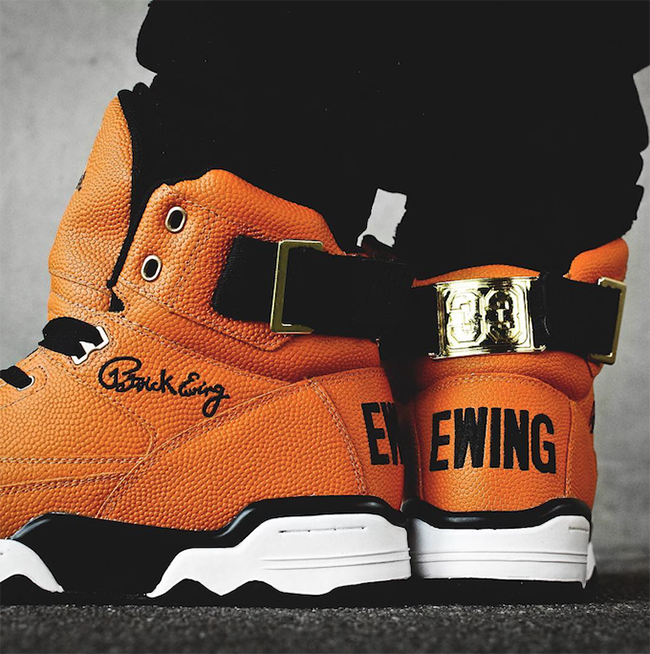 Rookie of the Year Ewing 33 Hi