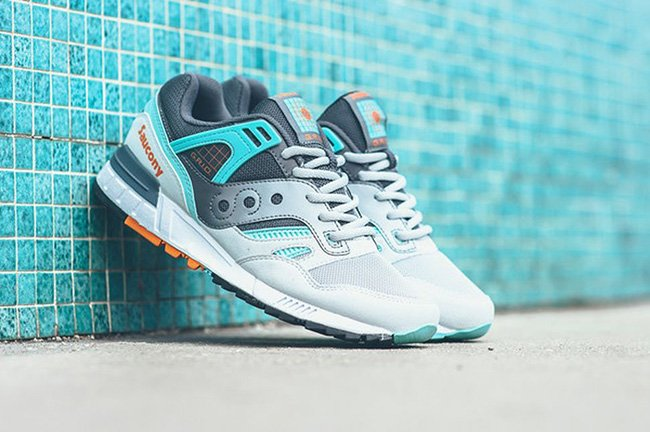 Saucony Grid SD Miami