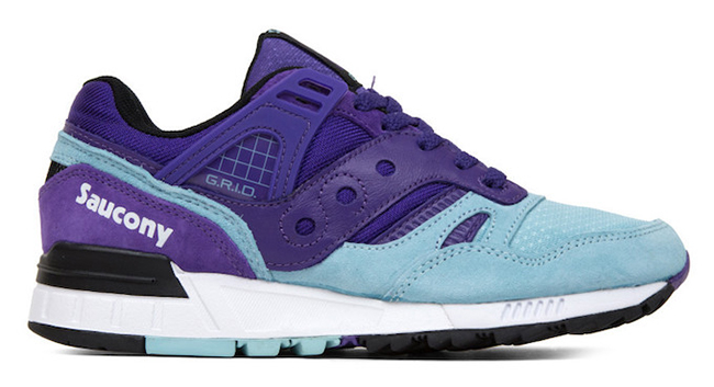 Saucony Grid SD Toe The Line Pack