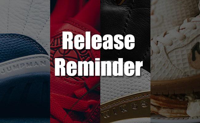 Sneakers Release April 1 4 2016