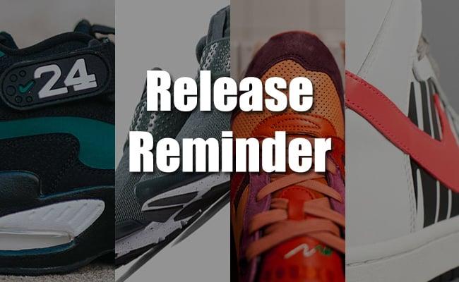 Sneakers Release April 21 23 2016