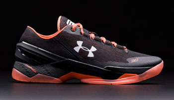 Under Armour Curry 2 Low Bay Area Giants