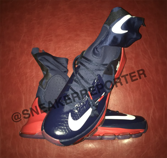 UConn Nike KD 8 Elite Away