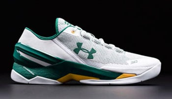 Under Armour Curry 2 Low Bay Area Athletics