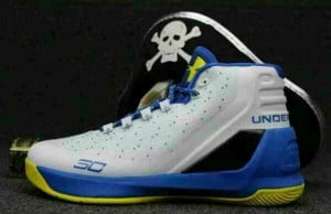 Under Armour Curry 2 Warriors