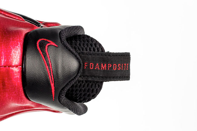 University Red Nike Foamposite Release
