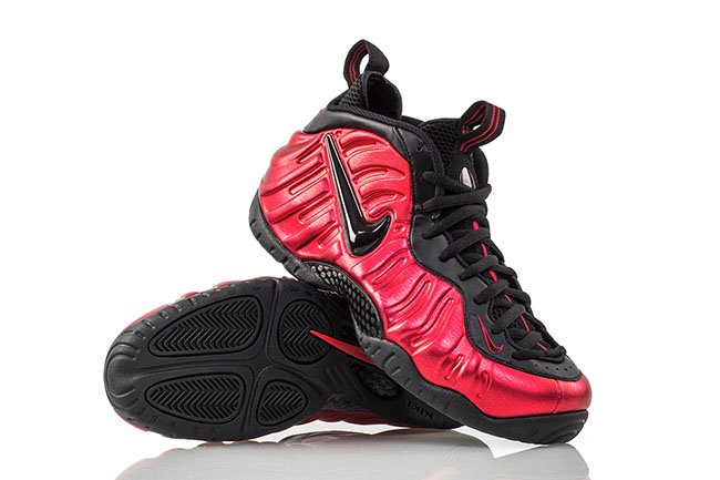 University Red Nike Foamposite Release