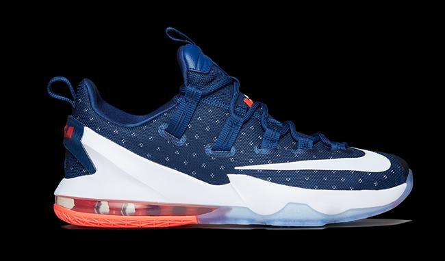 USA Nike LeBron 13 Low
