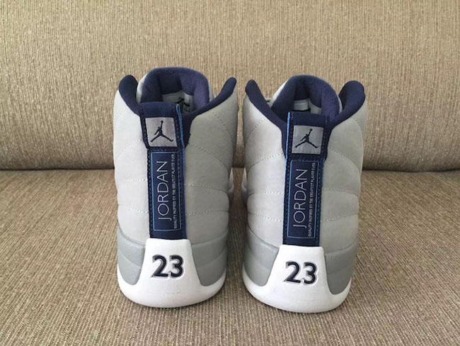 Wolf Grey Air Jordan 12 Retro