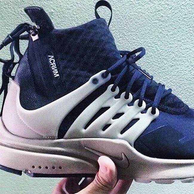 Acronym Nike Air Presto