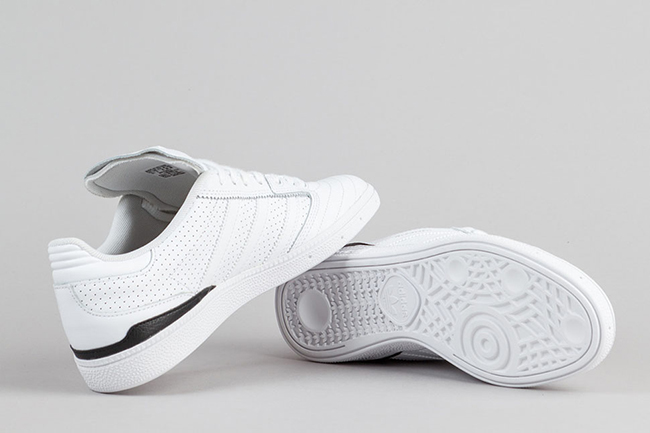adidas Busenitz White Perforated