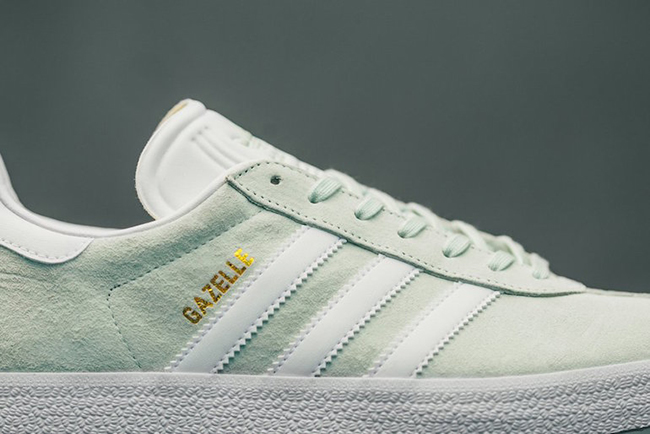 adidas Gazelle Ice Mint White