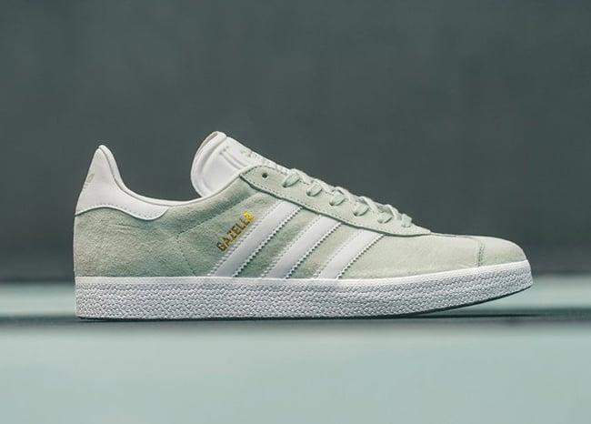 adidas Gazelle Ice Mint   SneakerFiles