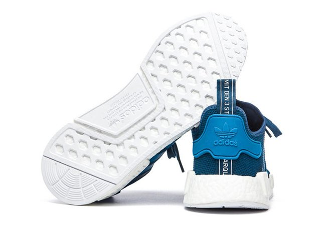 "adidas NMD R1 ""Mystic Blue : Young California RYS Team Pankl"