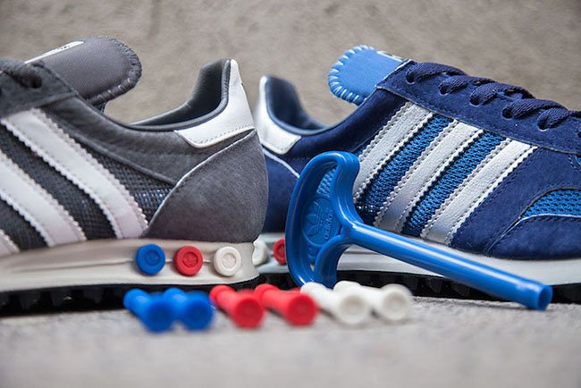 the latest d4b60 0c22b adidas Originals LA Trainer OG Pack