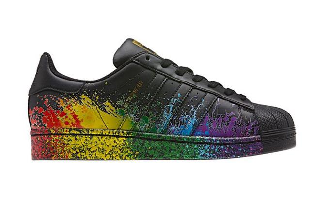 adidas Originals Pride Pack 2016 Superstar 80s