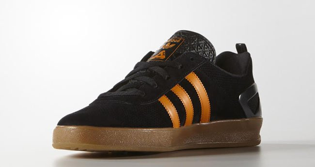 adidas Palace Pro Black Orange