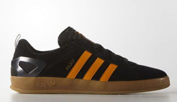 adidas Palace Pro Palace Skateboarding Black Orange