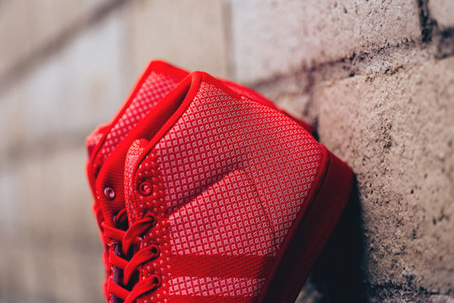 adidas Pro Model Red Weave