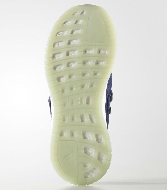 adidas Pure Boost Raw Blue Glow