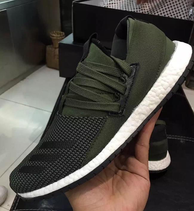 Adidas Boost Pure Raw