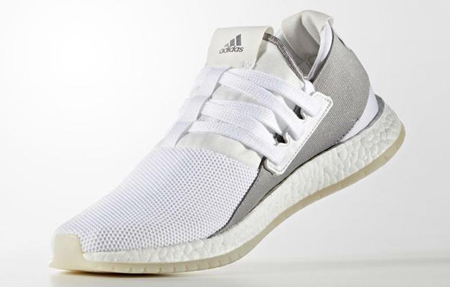 adidas Pure Boost Raw White