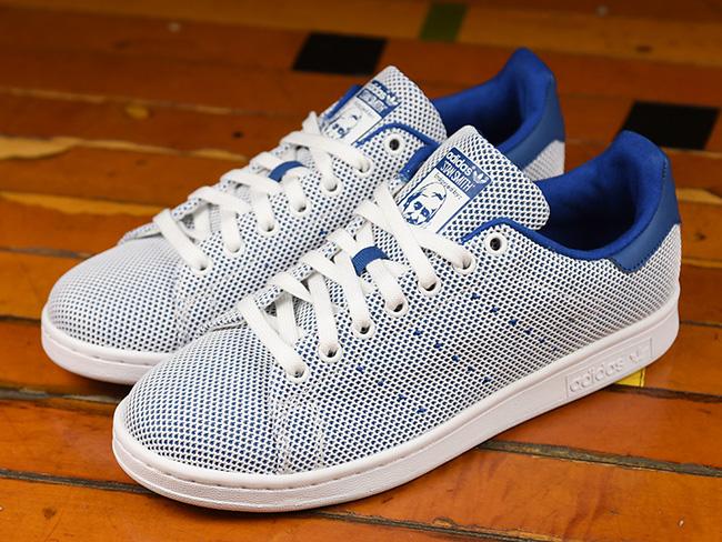adidas Stan Smith Adicolor Mesh Dark Blue