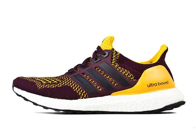 adidas Ultra Boost Arizona State