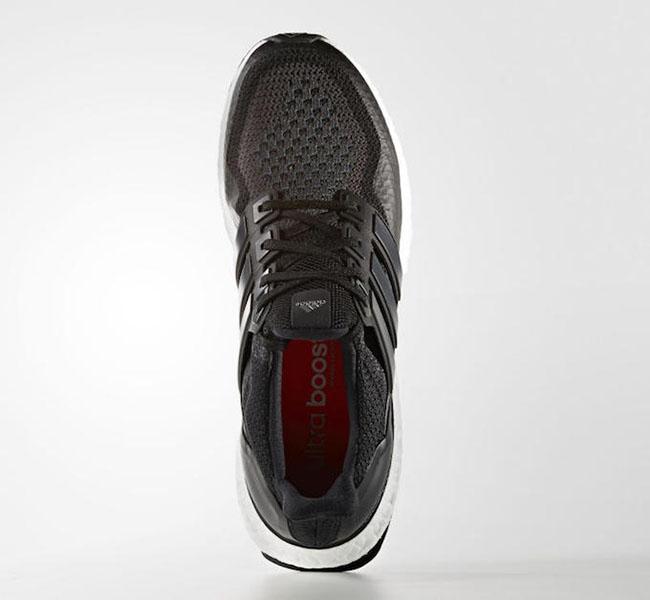 adidas Ultra Boost Black Coated