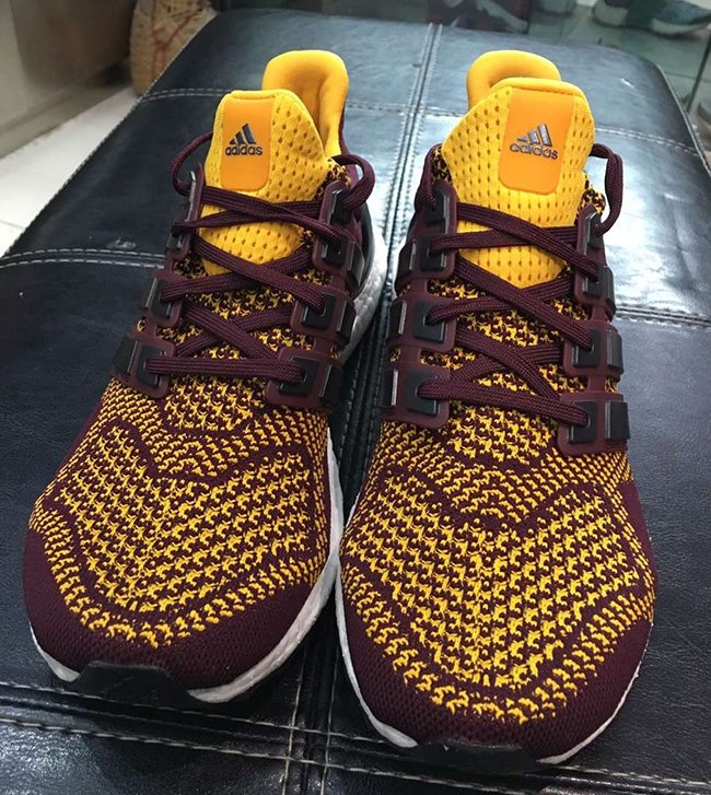 adidas Ultra Boost Redskins