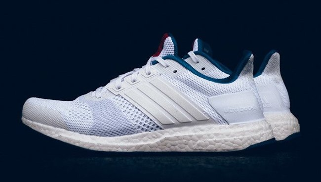 adidas Ultra Boost ST OKC Thunder White Blue