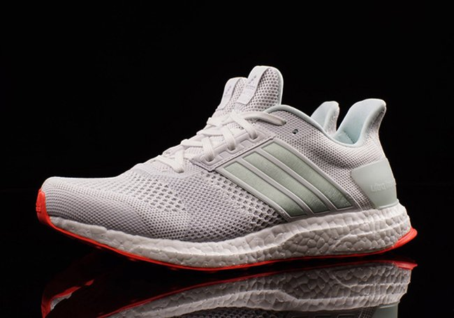 adidas Ultra Boost ST Pure Platinum