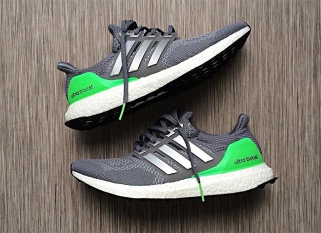 adidas Ultra Boost Super Green