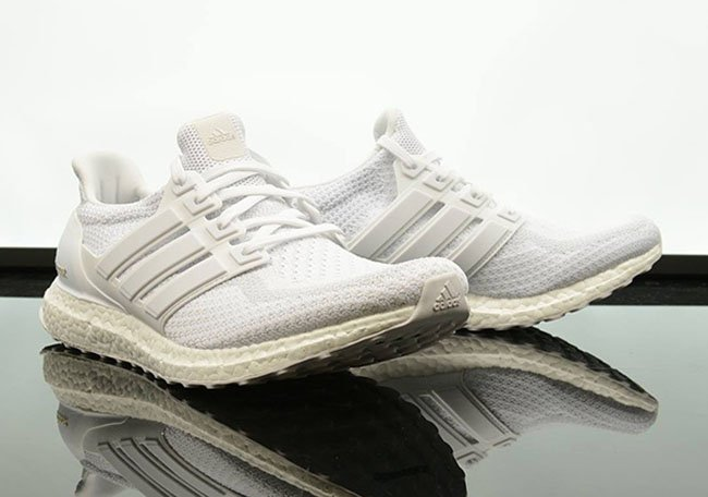 adidas Ultra Boost Triple White Buy