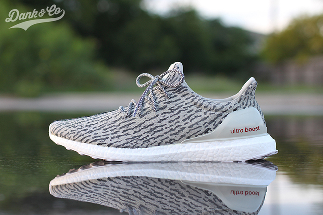 adidas Ultra Boost Turtle Dove Custom | SneakerFiles