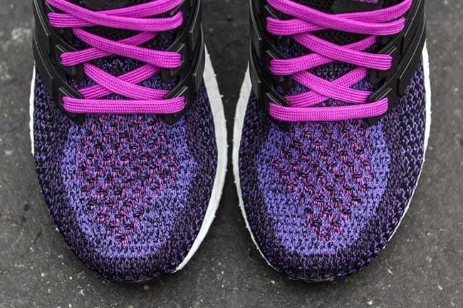 adidas Ultra Boost Womens Shock Purple