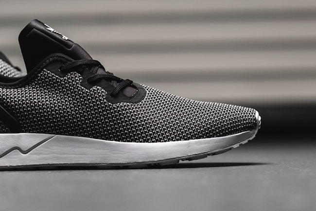 adidas ZX Flux Advanced Asymmetrical Black White