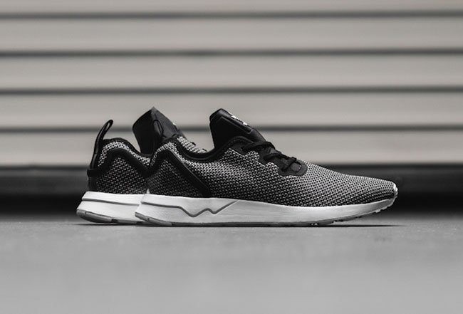 adidas ZX Flux Advanced Asymmetrical Black White | SneakerFiles  Rabatt bekommen