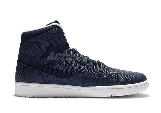 Air Jordan 1 High Nouveau Midnight Navy
