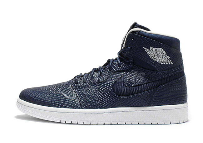 the best attitude 4d0f0 4a57f Air Jordan 1 High Nouveau Midnight Navy