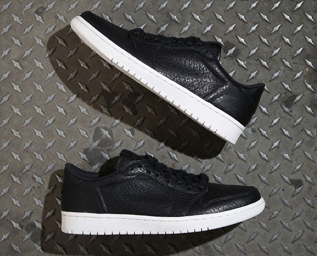 Air Jordan 1 Low No Swoosh Release Date