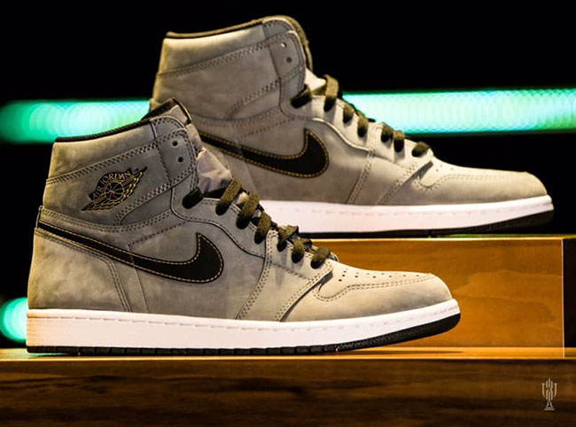 Air Jordan 1 Trophy Room