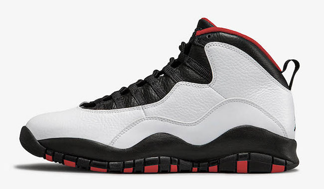 Air Jordan 10 Chicago City Pack OG