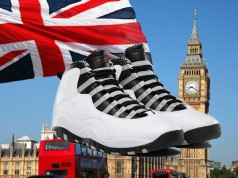 Air Jordan 10 London City Pack