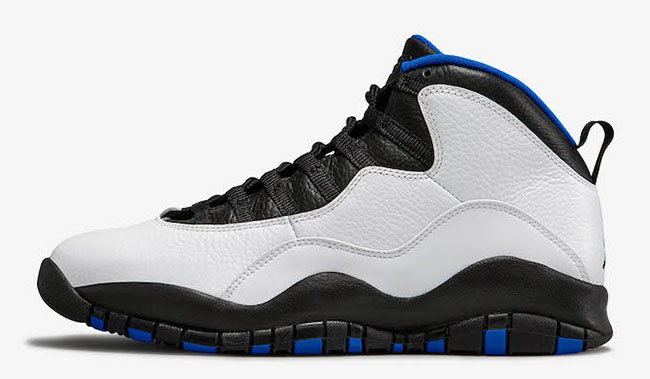 Air Jordan 10 New York City Pack OG